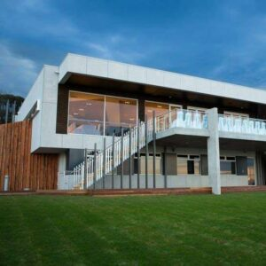 Front View - Blairgowrie Yacht Squadron